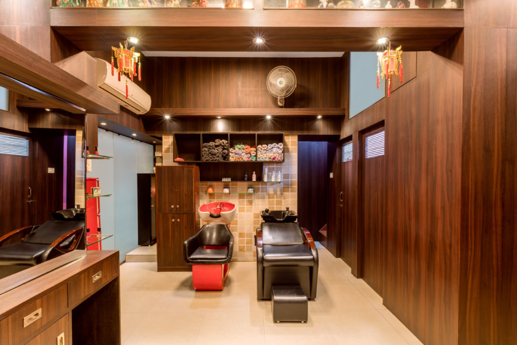Christina Beauty Parlour Interior Photos 1