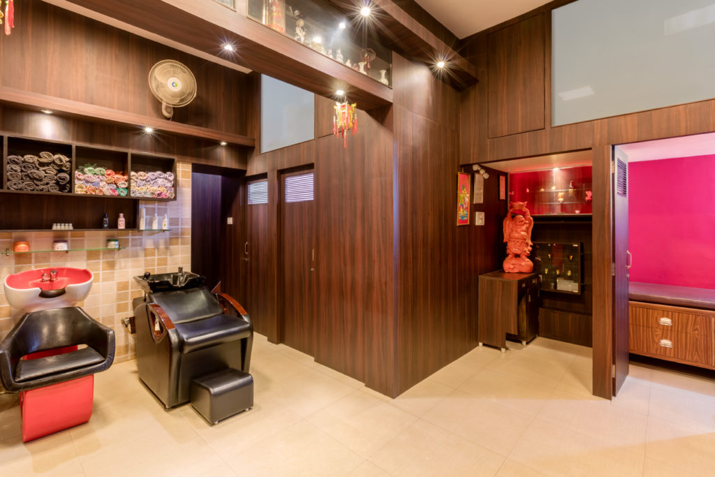Christina Beauty Parlour Interior Photos 3