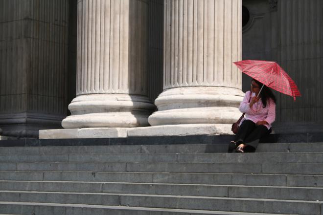 CHRISTINAS lady umbrella