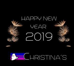 Christinas New Year 2019