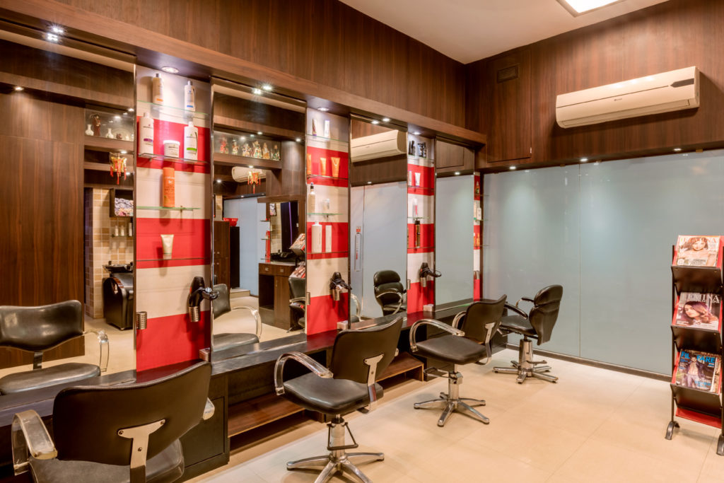 Christina Beauty Parlour Interior Photos 6
