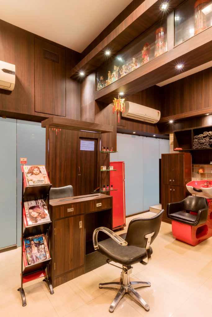Christina Beauty Parlour Interior Photos 2