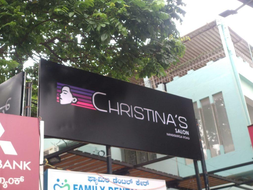 Christina's Salon Nandidurga 1